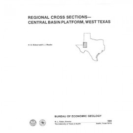 CS0006. Regional Cross Sections: Central Basin Platform, West Texas