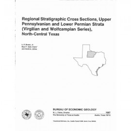 CS0007. Regional Stratigraphic Cross Sections, Upper Pennsylvanian and Lower Permian Strata (Virgilian and Wolfcampian Series),