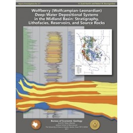 RI0277. Wolfberry (Wolfcampian-Leonardian) Deep-Water Depositional Systems in the Midland Basin