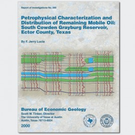RI0260. Petrophysical Characterization and Distribution of Remaining Mobile Oil: South Cowden Grayburg Reservoir, Ector County,