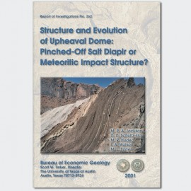 RI0262. Structure and Evolution of Upheaval Dome...