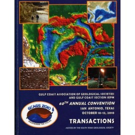 GCAGS 060. GCAGS Transactions, Volume 60 (2000), San Antonio