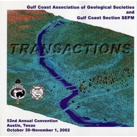 GCAGS 052 CD. GCAGS Volume 52 (2002) Austin CD ROM