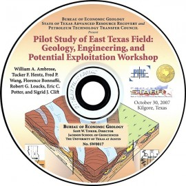 SW0017. Pilot Study of East Texas Field