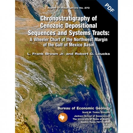 RI0273D. Chronostratigraphy of Cenozoic Depositional Sequences and Systems Tracts: A Wheeler Chart