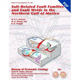 RI0268D. Salt-Related Fault Families and Fault Welds in the Northern Gulf of Mexico
