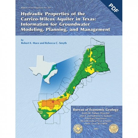 rock properties affecting groundwater pdf