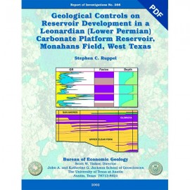 RI0266D. Geological Controls on Reservoir Development in a Leonardian (Lower Permian) Carbonate Platform Reservoir...
