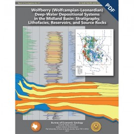 RI0277D. Wolfberry (Wolfcampian-Leonardian) Deep-Water Depositional Systems in the Midland Basin