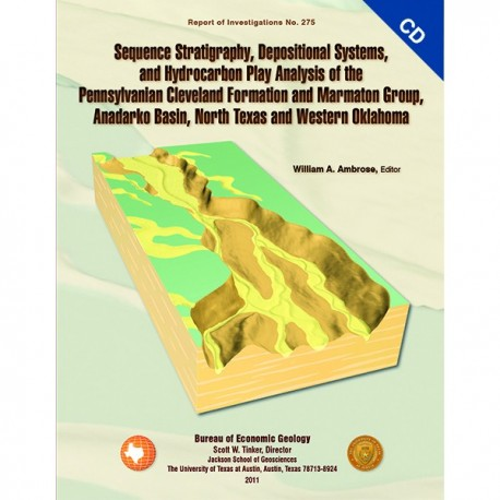 RI0275CD. Sequence Stratigraphy, Depositional Systems...CD