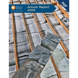 AR2014D - Annual Report of the Bureau of Economic Geology 2014 - Downloadable