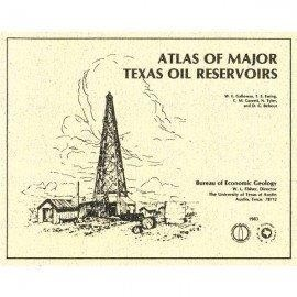 AT0026. Bundle - Texas Oil Atlas - Book and Digital Version