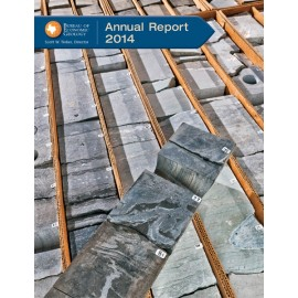 AR2014 - Annual Report of the Bureau of Economic Geology - Printed copy