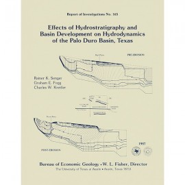 RI0165. Effects of Hydrostratigraphy and Basin Development on Hydrodynamics of the Palo Duro Basin, Texas