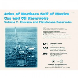 AT0015. Atlas of Northern Gulf of Mexico Gas and Oil Reservoirs, Volume 2 - Pliocene and Pleistocene
