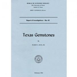 RI0042. Texas Gemstones