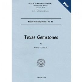 RI0042D. Texas Gemstones
