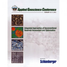 HGS AGC 2015. Integrated Approaches of Unconventional Reservoir Assessment and Optimization, 2015