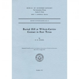 RI0010. Buried Hill at Wilcox-Carrizo Contact in East Texas