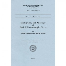 RI0006. Stratigraphy and Petrology of Buck Hill Quadrangle, Texas