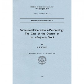 RI0003. Successful Speciation in Paleontology: The Case of the Oysters of the Sellaeformis Stock