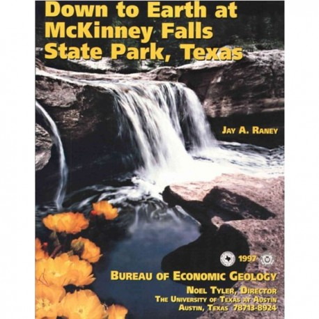 DE0001. Down to Earth at McKinney Falls State Park, Texas