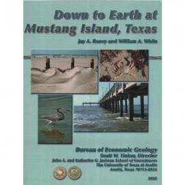 DE0004. Down to Earth at Mustang Island, Texas