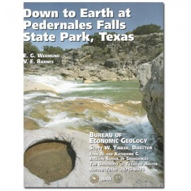 DE0005. Down to Earth at Pedernales Falls State Park, Texas