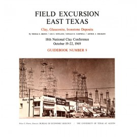 GB0009. Field Excursion, East Texas: Clay, Glauconite, Ironstone Deposits
