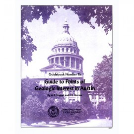 GB0016. Guide to Points of Geologic Interest in Austin