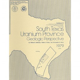 GB0018. South Texas Uranium Province, Geologic Perspective