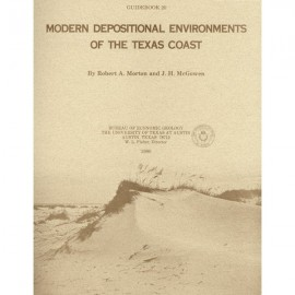 GB0020. Modern Depositional Environments of the Texas Coast