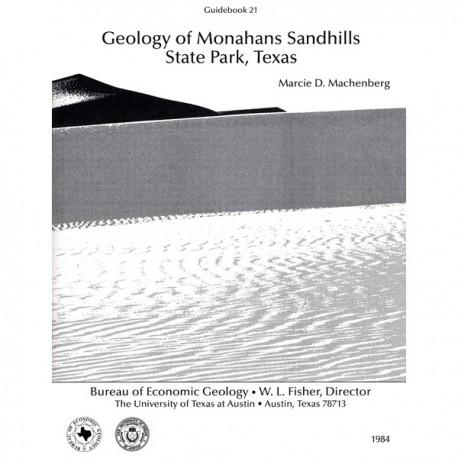 GB0021. Geology of Monahans Sandhills State Park, Texas