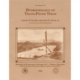 GB0025. Hydrogeology of Trans-Pecos Texas