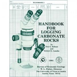 HB0005. Handbook for Logging Carbonate Rocks