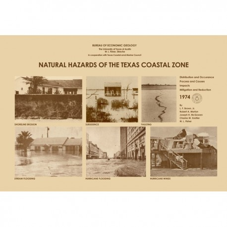SR0002. Natural Hazards of the Texas Coastal Zone