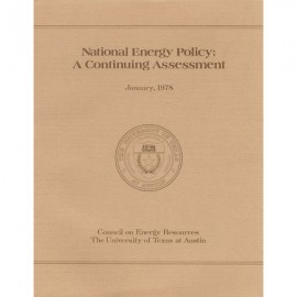 SR0006. National Energy Policy...