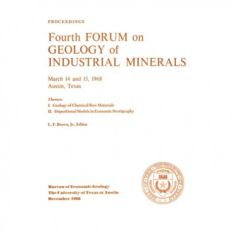 SP0003. Proceedings, Fourth Forum on Geology of Industrial Minerals