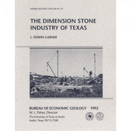 MC0082. The Dimension Stone Industry of Texas