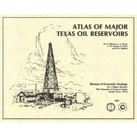 AT0002. Atlas of Major Texas Oil Reservoirs