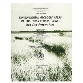 EA0001. Environmental Geologic Atlas of the Texas Coastal Zone. Bay City-Freeport Area