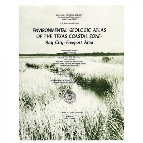 EA0001. Environmental Geologic Atlas of the Texas Coastal Zone. Bay City-Freeport Area