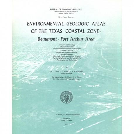 EA0002. Environmental Geologic Atlas of the Texas Coastal Zone. Beaumont-Port Arthur Area