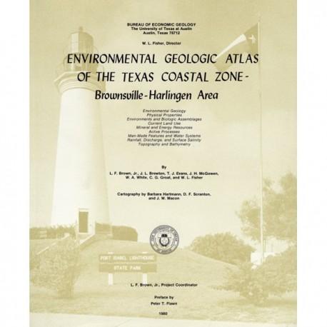 EA0003. Environmental Geologic Atlas of the Texas Coastal Zone. Brownsville-Harlingen Area