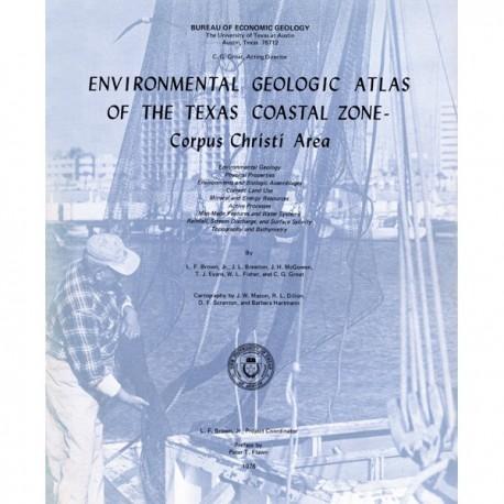 EA0004. Environmental Geologic Atlas of the Texas Coastal Zone. Corpus Christi Area