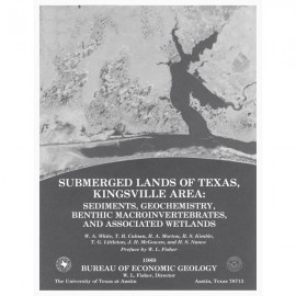 SL0006. Submerged Lands of Texas, Kingsville Area: Sediments, Geochemistry, Benthic Macroinvertebrates, and Associated Wetlands