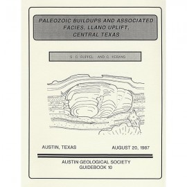 AGS 010. Paleozoic Buildups and Associated Facies, Llano Uplift, Central Texas