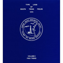 CCGS 015TL. Type Logs of South Texas Fields, Vol. 1, Frio Trend