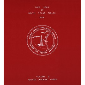 CCGS 016TL. Type Logs of South Texas, Vol. II