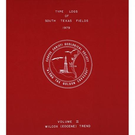 CCGS 016TL. Type Logs of South Texas, Vol. II